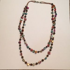 Jewelry - Beaded 2 strand necklace